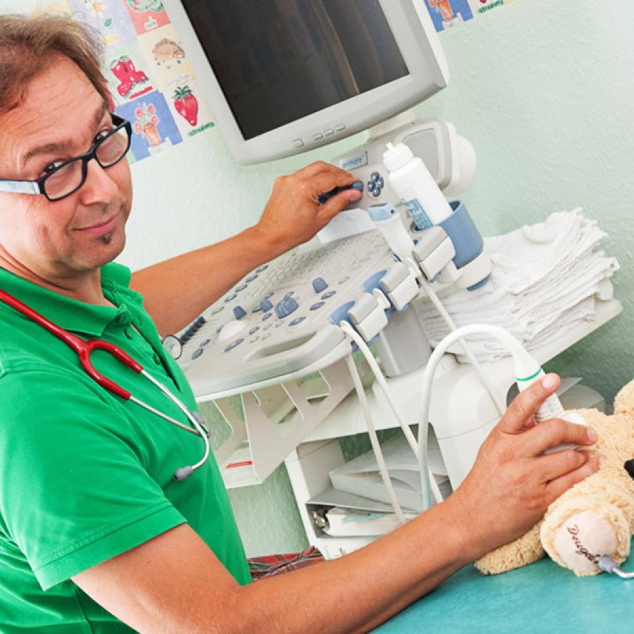 Kinderarzt Karlsruhe
